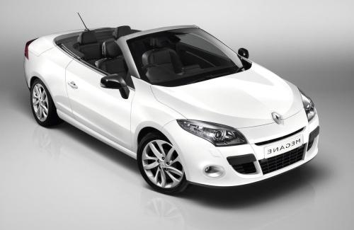Alle Daten - Renault Megane Coupe-Cabriolet 1.6 16V 110 - autotabelle ...
